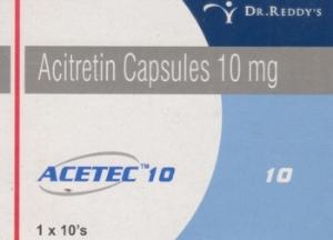 Лекарство от псориаза Ацитретин