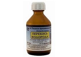 Лечение псориаза перекисью водорода по Неумывакину. Отзывы здесь