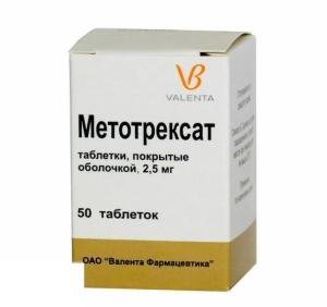 Что такое метотрексат и его свойства