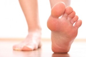 Локализация бородавок на ногах у ребенка