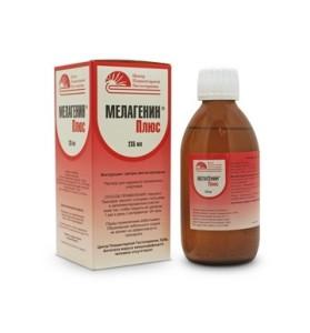 Мелагенин раствор от витилиго
