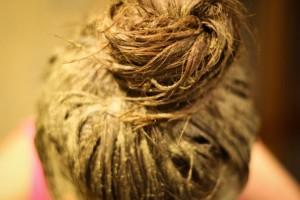 Использование горчичной маски против потери волос