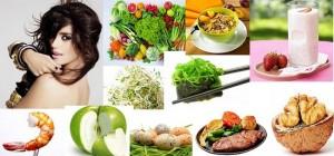Питание для укрепления корней волос