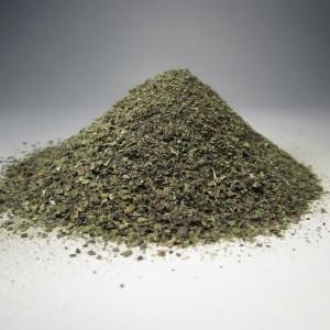 Порошок из сухой ряски для лечения витилиго
