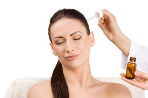 Лечение выпадания волос