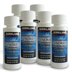 Применение миноксидила