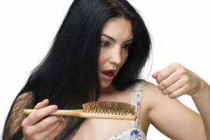 Причины алопеции у женщин