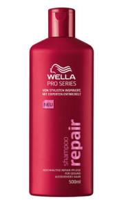 Wella Pro Series Repair (способствует прекращению выпадения волос).