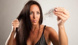 Выпадение волос зимой у женщин