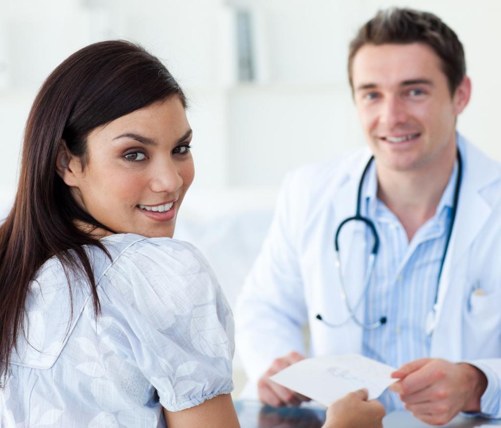 Лечение гипертонии у молодых женщин