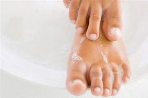Соблюдение гигиены ног