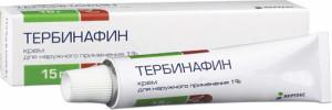 Тербинафин - лекарство от грибка ног